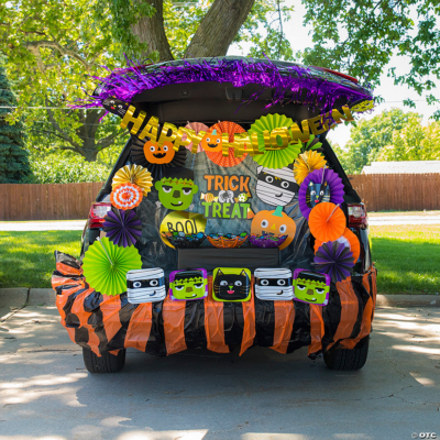 trunk or treat at the green cashiers nc